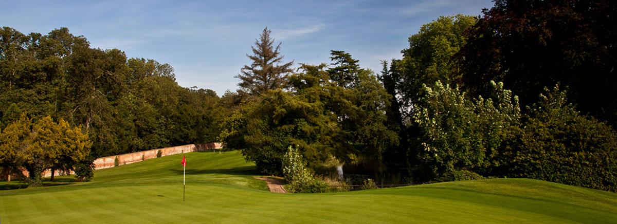 Wellingborough golf club wedding